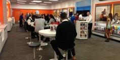 The AT&T store at Boca Town Center on Friday, Sept. 20, 2013 following the release of the new iPhone.