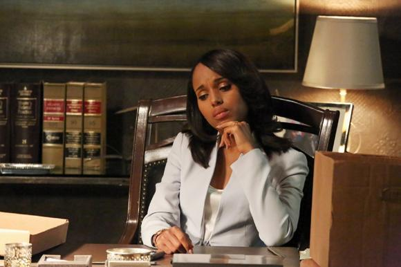 "Kerry Washington stars in ""Scandal."""