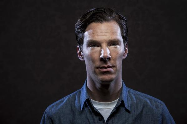 Benedict Cumberbatch might fit a turn playing Hamlet on the London stage into his busy schedule.