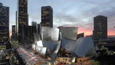 Critic's notebook: Nearly 10 years old, Disney Hall needs upgrades