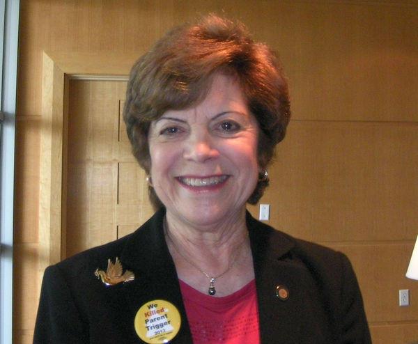 Nan Rich, candidate for 2014 Democratic gubernatorial nomination, former Florida state senator
