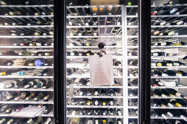 The Michael Mina Wine Club features wines on the San Francisco restaurateur's wine lists.