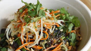 ShopHouse offers gluten-free, dairy-free Asian dishes on the Chipotle model