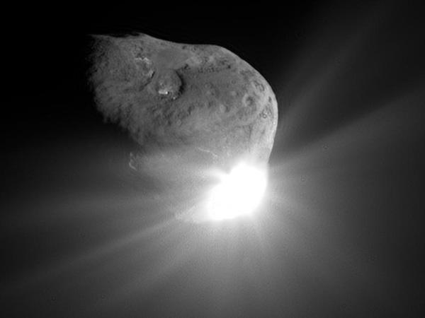 NASA's Deep Impact on Tempel 1