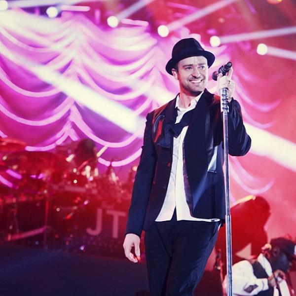 Justin Timberlake is one of the acts scheduled to perform at this weekend's iHeartRadio Music Festival in Las Vegas.