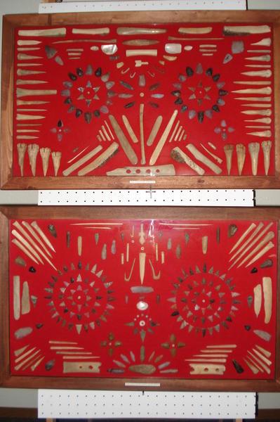Arikara artifacts are being temporarily displayed at the Dakota Sunset Museum in Gettysburg.