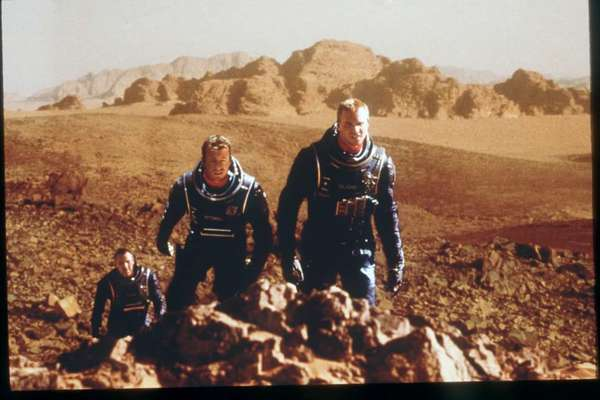 "In the 2000 movie ""Red Planet,"" an ecological crisis forces humans to colonize Mars in the year 2056. In real life, we've got at least 1.76 billion years to figure out how to live there after Earth becomes too hot."
