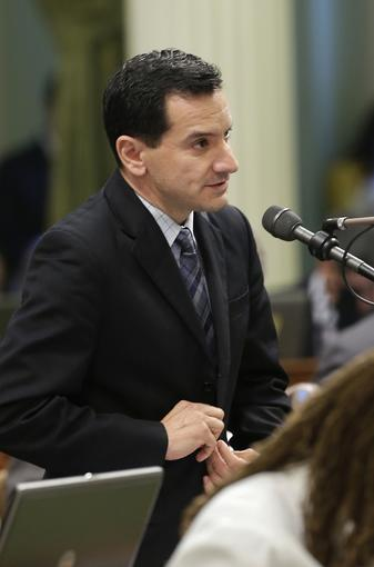 Legislation by Assemblyman Anthony Rendon (D-Lakewood) would require three private water companies in Maywood to operate more like public agencies, with open financial books and audits.