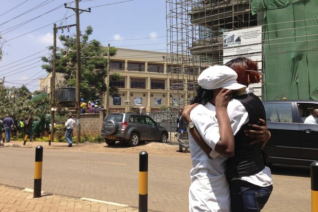 Kenyan police call the shootings a terrorist attack, with witnesses reporting the gunmen targeted non-Muslims.