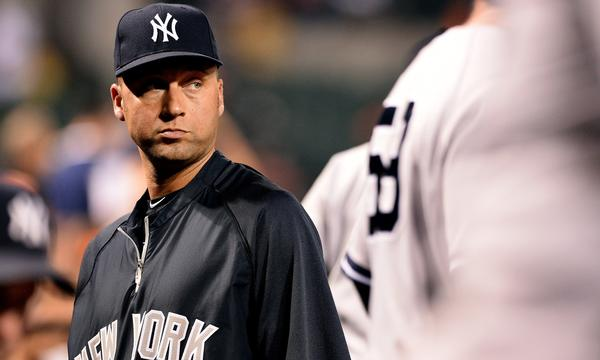 New York Yankees shortstop Derek Jeter, who was sidelined most of the season because of injury, will be the last remaining Yankee in 2014 who played on the 1996 World Series championship team.