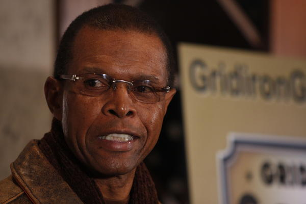 Gale Sayers in 2007.