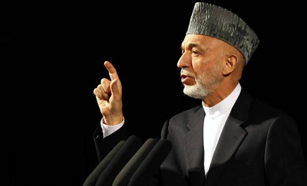 Afghan President Hamid Karzai believes Pakistan's release of a Taliban leader will encourage a peace process between his government and the militant group, his spokesman said.