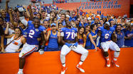 <b>Pictures:</b> Florida 31, Tennessee 17