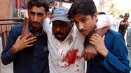 Suicide bomb attack kills 60 at Pakistan church