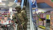 Israel reportedly helping Kenya in shopping mall siege