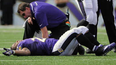 Ed Reed active, Ray Rice scratched for Ravens-Texans game
