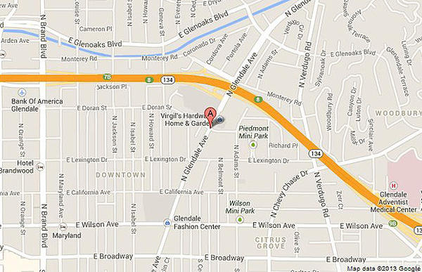 Glendale woman fatally struck by car