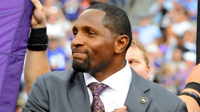 Ex-Ravens linebacker Ray Lewis inducted into team's Ring of Hon…