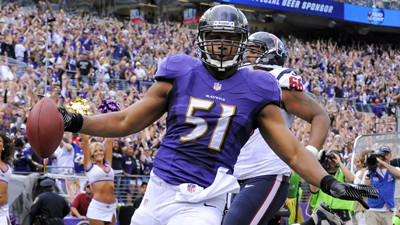 Defense steps up in Ravens' 30-9 win over the Houston Texans