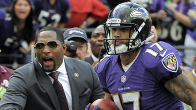 Ravens notebook: Tandon Doss sparks Ravens with 82-yard punt re…