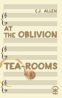 "C.J. Allen's poetry collection ""At the Oblivion Tea-Rooms"" included plagiarized poems."