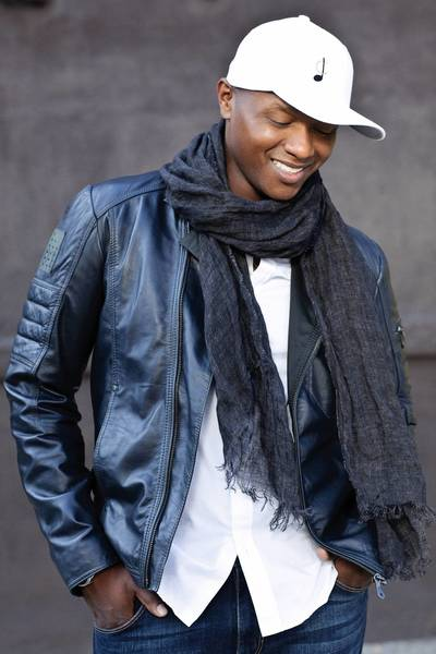 Javier Colon is host of the Community Spelling Bee