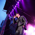 Robin Thicke at Virgin Mobile FreeFest 2013