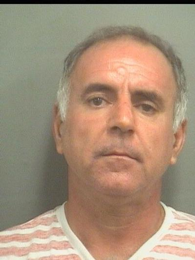 Ahmad Dastjerdi, 52, was arrested Sept. 22, 2013 by Palm Beach County Sheriff's Office. He is accused of harassing his neighbors in West Boca.