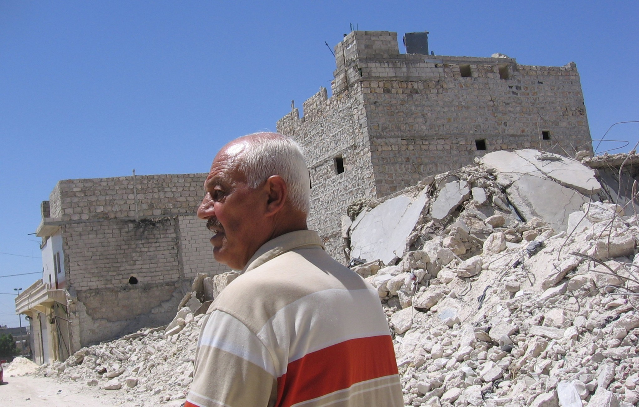 Rebuilding in Syria - Destruction and hope in Syria
