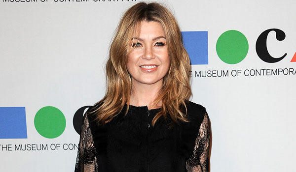 Ellen Pompeo was not a fan of Sunday's Emmys.