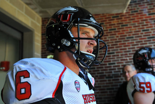 The honors keep rolling in for Northern Illinois quarterbsack Jordan Lynch.