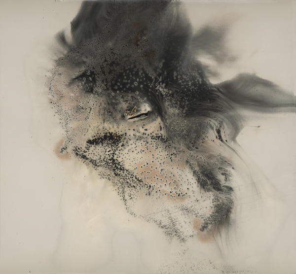 "An image from Christopher Colville's ""Works of Fire"" series."