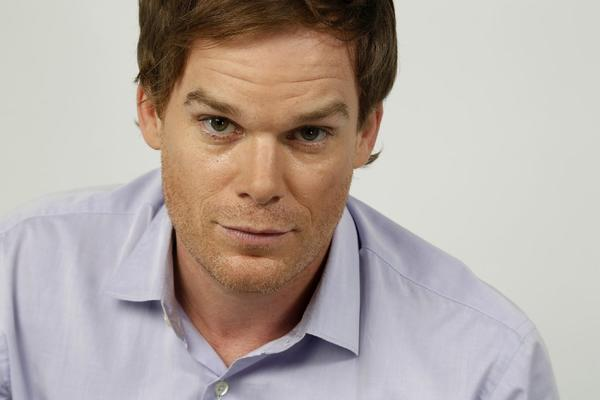 """Actor Michael C. Hall, who stars on the series """"Dexter,"""" which is ending its run after eight seasons."""