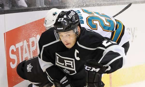 Kings captain Dustin Brown might not be healthy enough to play in the team's season opener against the Minnesota Wild on Oct. 3.