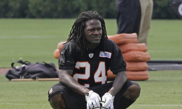 """Cincinnati Bengals cornerback Adam """"Pacman"""" Jones reportedly was arrested Monday on suspicion of disorderly conduct."""