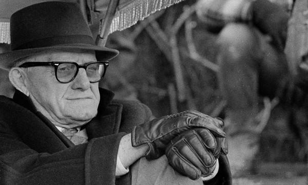 Former Chicago Bears coach and team owner George Halas is one of the first three finalists named for this year's Rose Bowl All-Century Class.