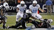 ODU's Wilder explains risk with a purpose versus The Citadel