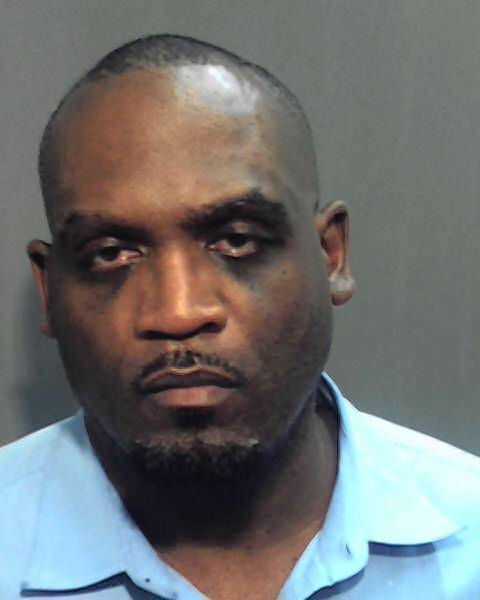 Christopher Marshall is charged with trying to abduct a woman as she walked along an Orlando street Sept. 21, 2013.