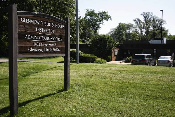 Glenview School District 34 officials hope to update some of the district's policies, some of which haven't been updated for a long time.
