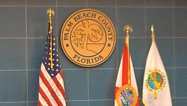 The Palm Beach County Commission Monday night approved a $4 billion budget that held the line on property tax rates for the second year in a row.