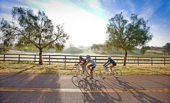 The Solvang Ride Camp is designed for serious cyclists who are preparing for longer rides or races.