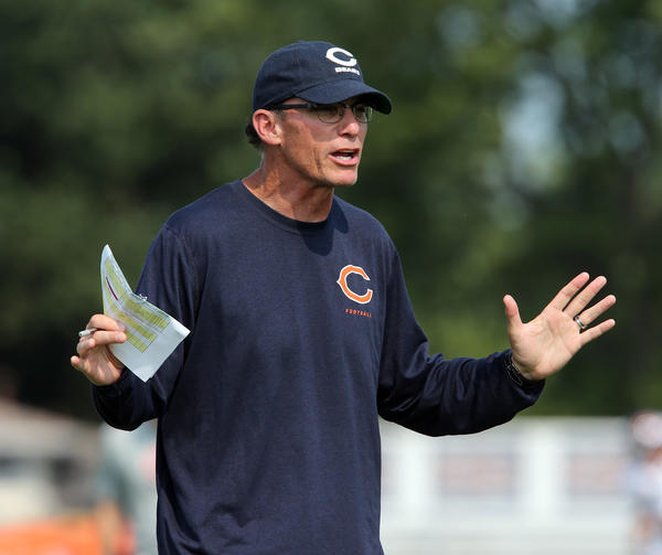 Bears coach Marc Trestman is on his way to being a Ditka-like presence.