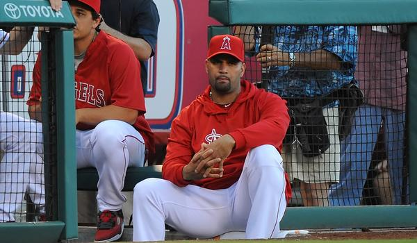 Angels slugger Albert Pujols expects to be in full health for the start of the 2014 season.