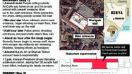Graphic: Siege of Westgate mall in Nairobi