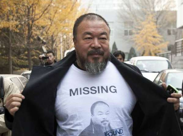 Ai Weiwei, who has no Internet access and is prohibited from traveling outside of China, has been chosen for the jury at the annual Stockholm Film Festival.
