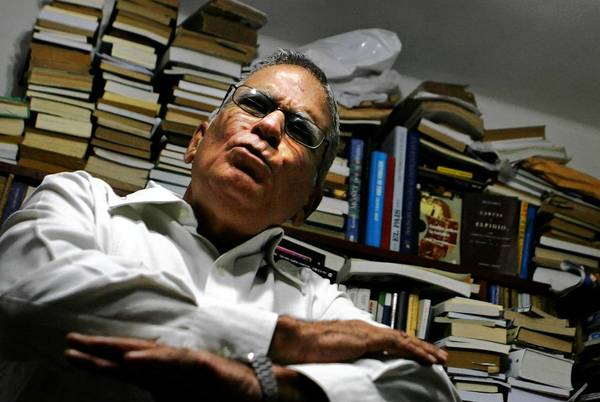 Cuban economist and dissident Oscar Espinosa Chepe has died at 72.