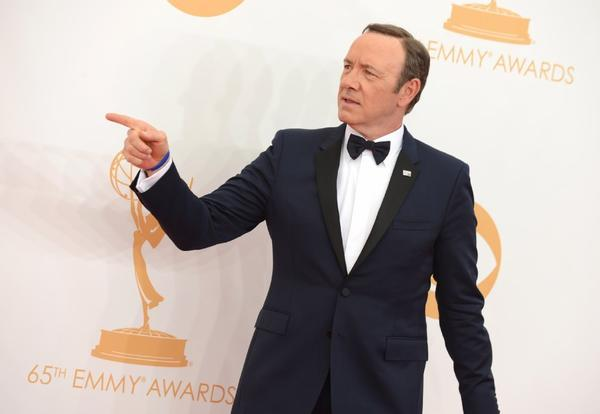 """Kevin Spacey's """"House of Cards"""" on Netflix is a game-changer."""