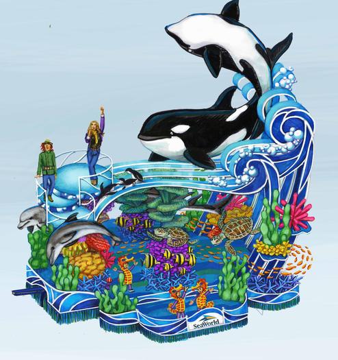 SeaWorld plans float for 2013 Macy's Parade