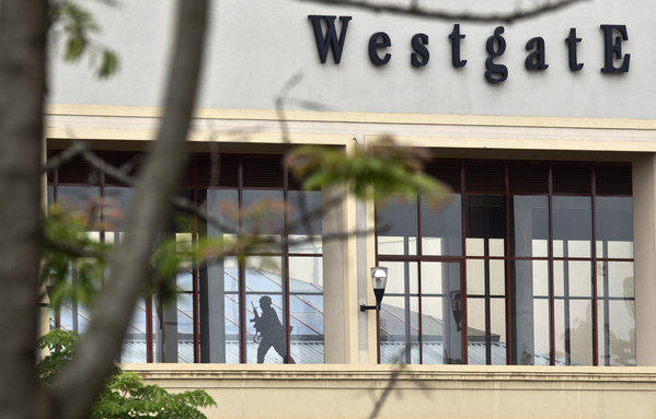 Westgate Mall attack - Westgate mall