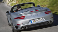 Porsche 911 Cabriolet Turbo and Turbo S